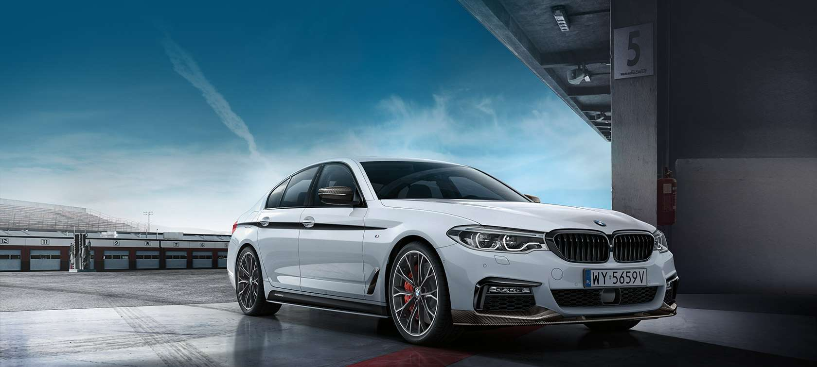 DNI BMW M PERFORMANCE..